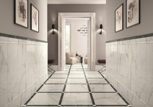 Nowoczesna klasyka – 5 pomysłów na projekty łazienek