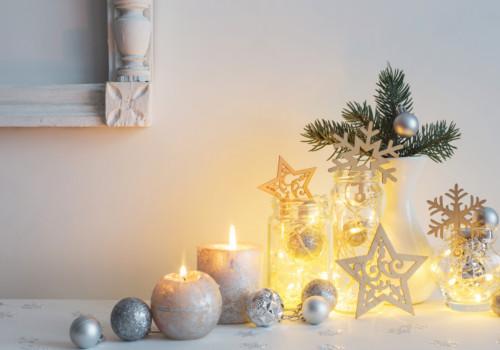 Wystrój domu na święta Bożego Narodzenia