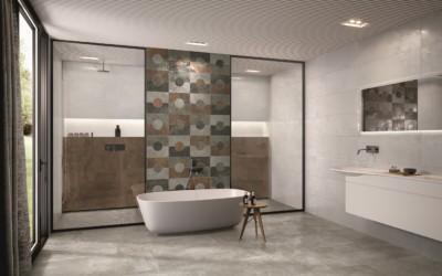 Przełom w łazience – surowość stylu industrialnego