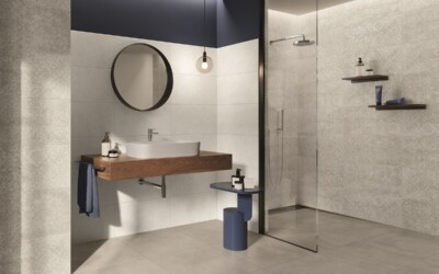5 trendów w łazience, które zachwycają!