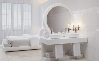 Gotowe wnętrza – sypialnia w stylu klasycznym